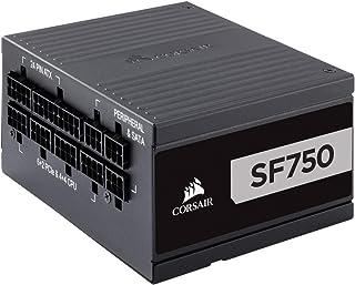 Corsair SF, Series SF750 Platinum, 750W Fully Modular, 80+ Platinum Certified, Power Supply Unit - Black