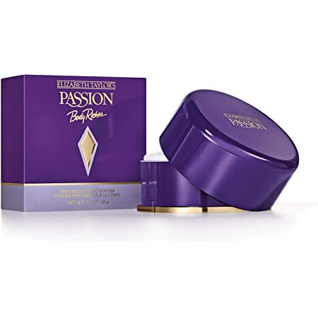 Passion by Elizabeth Taylor for Women, Body Powder, 2.6-Ounce