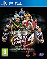 Rugby League Live 4 World Cup Edition (PS4) (輸入版)