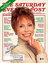 Mary Tyler Moore Signed Magazine To Stan - Beckett Authenticated