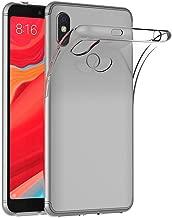 Case for Xiaomi Redmi S2 (5.99 inch) MaiJin Soft TPU Rubber Gel Bumper Transparent Back Cover