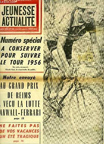 Benjamin, Jeunesse actualité - N°188 : Numéro spécial Tour de France - Les Aigles du Tertre Rouge mangent dans la Main de l'Homme -
