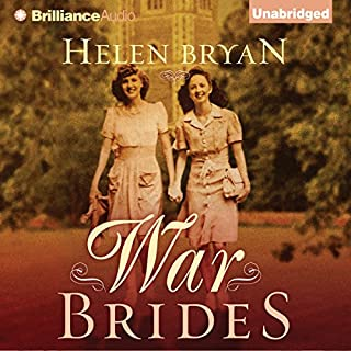 War Brides audiobook cover art