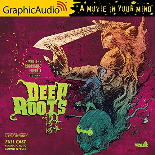 Deep Roots (Dramatized) cover art