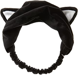 I DEW CARE Black Cat Headband