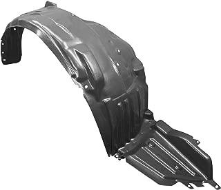 SU1249129 Front Passenger Side Fender Liner compatible with 2015-2019 Subaru WRX