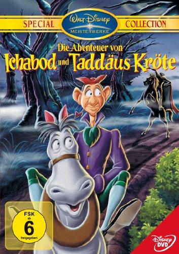 Die Abenteuer von Ichabod und Taddäus Kröte (Special Collection)