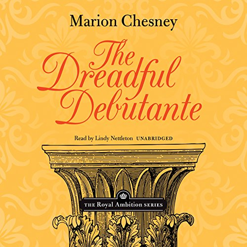The Dreadful Debutante audiobook cover art