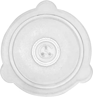 Cuchina Safe Vented Microwave Glass Lid; Perfect Lid for Bowls, Mugs, and Pots (8 inch - 1-Piece Set).
