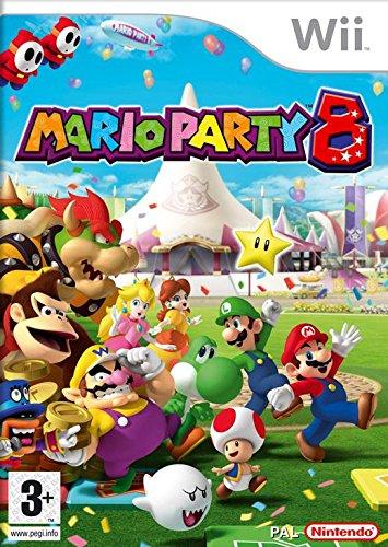 Nintendo Selects : Mario Party 8 - Jeu en français