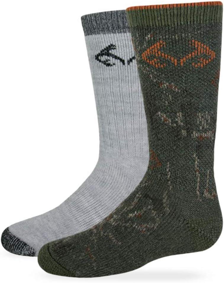 Realtree Camo Boot Socks