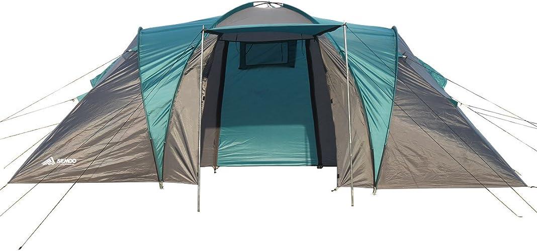 Semoo Tente de camping Tente pour extérieur