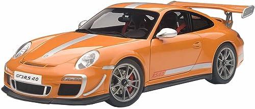 AUTOART 78148 Porsche 911 (997) GT3 RS 4.0 Orange 2011