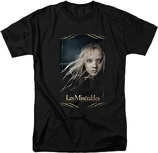 Trevco Men's Les Miserables Prisoner T-Shirt