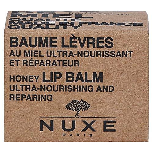Nuxe Rêve de Miel Baume Lèvres au Miel Ultra-Nourrissant 15 g Édition Limitée - Protection des Abeilles
