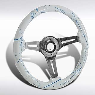 Best jdm white steering wheel Reviews