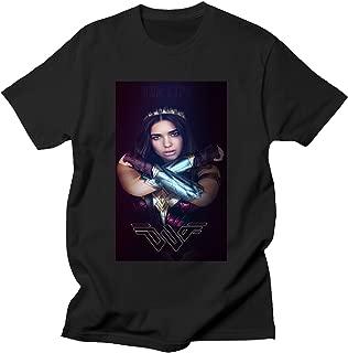 ILONSE Women's DUA Lipa Cool T Shirts Black