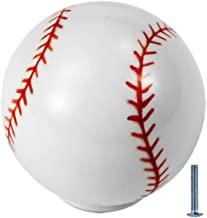 baseball door knobs