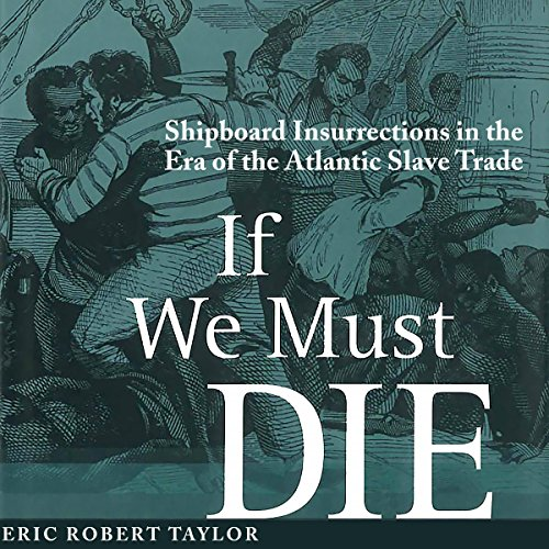 If We Must Die audiobook cover art