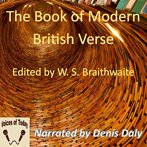 The Book of Modern British Verse audiobook cover art