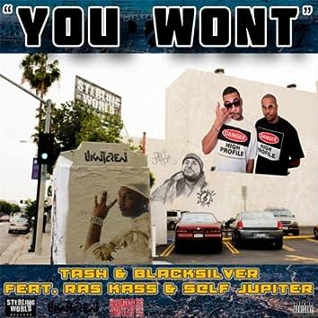 You Wont (feat. Ras Kass & Self Jupiter)