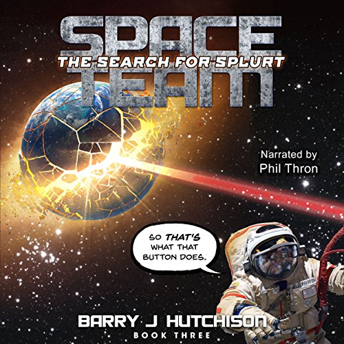 Space Team: The Search for Splurt cover art