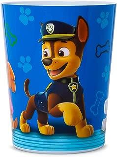 PAW Patrol Kids Children Toddler Bedroom Bathroom Wastebasket Bin Trash Can Basket