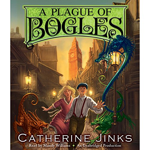 A Plague of Bogles audiobook cover art
