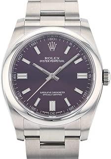 ロレックス ROLEX オイスターパーペチュアル 116000 新品 腕時計 メンズ (W186132) [並行輸入品]