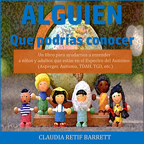 Alguien que Podrías Conocer [Someone You Could Know] audiobook cover art