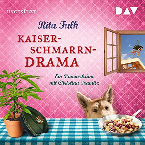 Kaiserschmarrndrama audiobook cover art