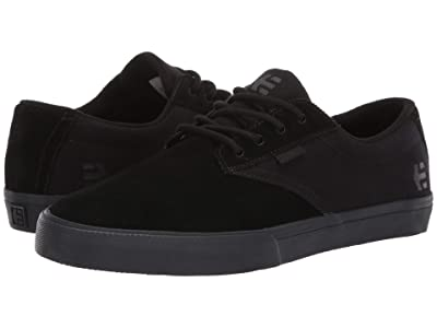 etnies Jameson Vulc (Black/Black/Black) Men