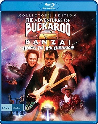 The Adventures Of Buckaroo Banzai Across The 8th Dimension [Collector's Edition] [Blu-ray]