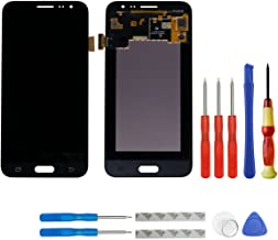 swark Super AMOLED Touch Screen Compatible Samsung Galaxy J3 2016 J320F J320P J320M J320Y J320 Black Digitizer Replacement Tools