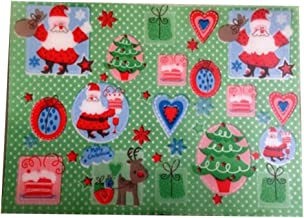 200 ورقة عيد الميلاد نوجات صنع اللوازم زفاف حلوى لف الشمع ورق حلوى ورق ورق ورق السكر