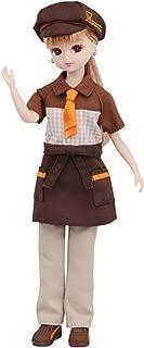 Rika-chan LW-08 Mister Donut shop dress set (japan import)