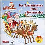Maxi Pixi 300: Das Sandmännchen feiert Weihnachten (300)