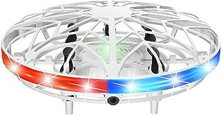 AQIN Ufo Mini Drone Kinderen Handhelikopter Rc Quadcopter Infrarood Inductie Afstandsbediening Vliegende Vliegtuigen Spell...