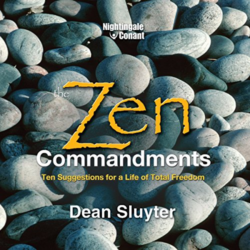 The Zen Commandments audiobook cover art