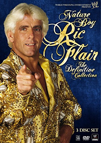 WWE: Nature Boy Ric Flair - The Definitive Collection (3-Disc)(DVD)