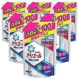 アリエール 液体 抗菌 洗濯洗剤 詰め替え 1.36kg×6袋