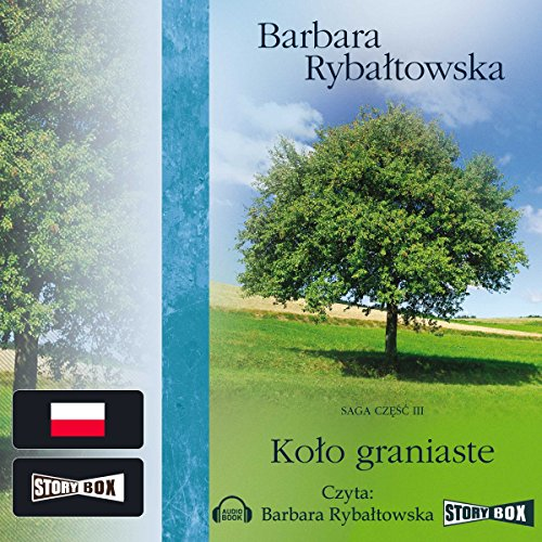 Koło graniaste audiobook cover art