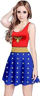 womens superhero dress