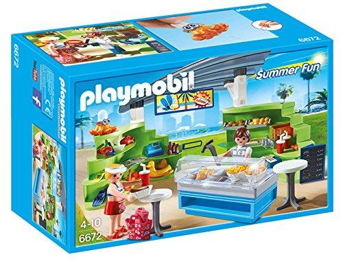 Playmobil Summer Fun - Splash Café - 6672