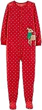 Carter's One Piece Fleece Pajamas