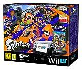 Nintendo Wii U Konsole - Splatoon Premium Pack - 32GB - Schwarz