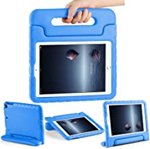 CAM-ULATA Case for 9.7 iPad Kids 2018/2017 for iPad Air 1 Air 2 Tablet Kids Shockproof Handle Cover 5th 6th Generation 9.7...