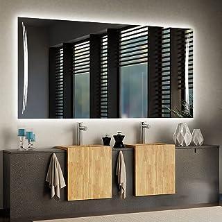ARTTOR Miroir Mural - Miroir Salle de Bain et WC - Grand et Petit - Différentes Variantes de la Couleur Claire et de Toute...