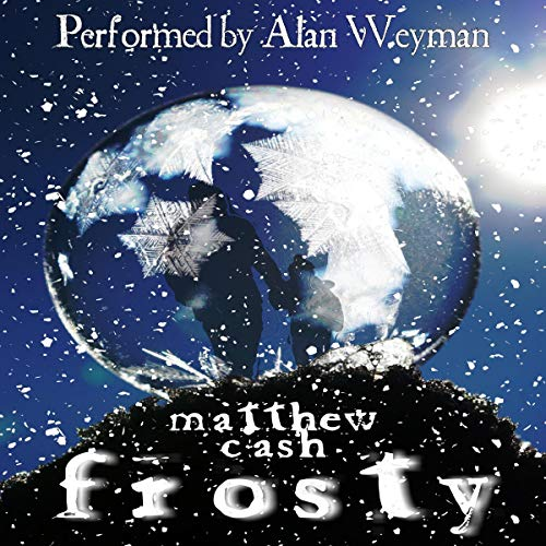 Frosty audiobook cover art