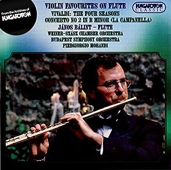Violin Favorites On The Flute